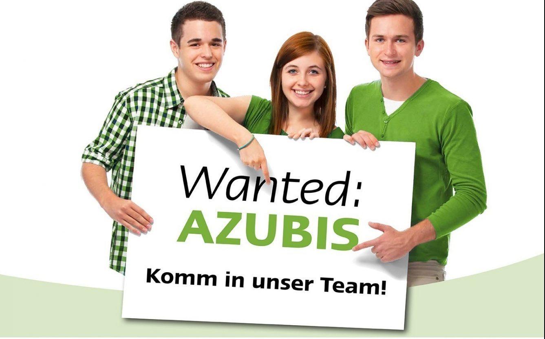 Azubis für 2021 gesucht.